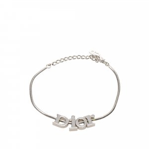 Dior Logo Chain Bracelet