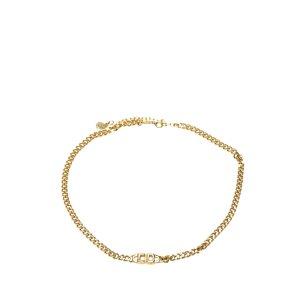 Dior Logo Charm Bracelet