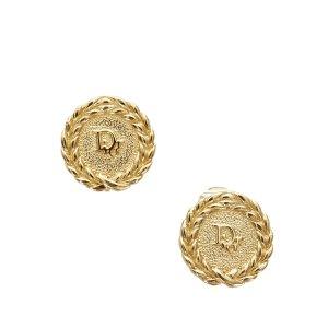 Dior Orecchino oro Metallo