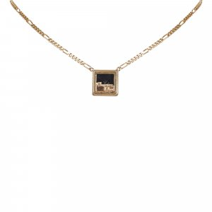 Dior Necklace gold-colored metal