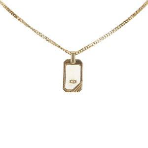 Dior Collana oro Metallo