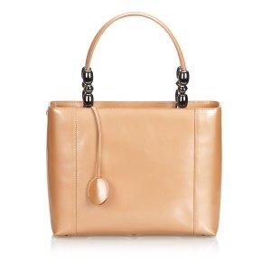 Dior Malice Patent Leather Handbag