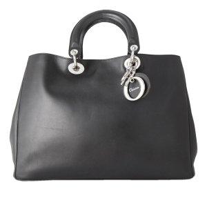 Dior Medium Diorissimo Leather Handbag