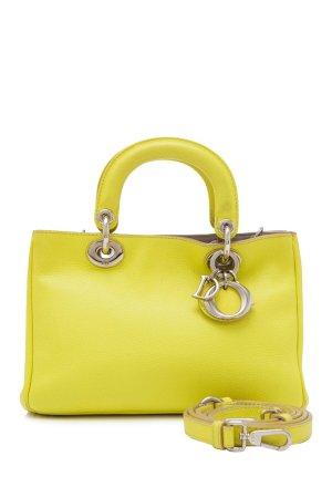 Dior Medium Leather Diorissimo Satchel