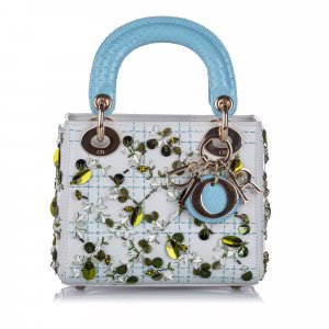 Dior Mini Embellished Lady Dior
