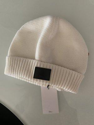 Dior Cappello da panettiere crema-bianco sporco