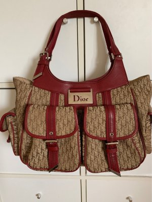 Dior Multipoket Monogramm Canvas Tasche TOP
