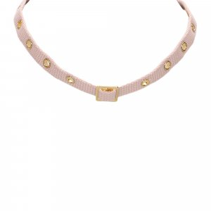 Dior Nylon Choker Necklace