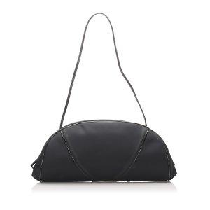 Dior Nylon Shoulder Bag