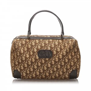 Dior Oblique Boston Bag