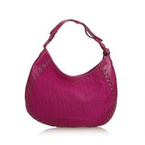 Dior Borsa sacco rosa pallido
