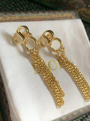 Dior Orecchino a pendente oro