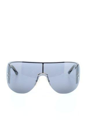 Dior Retro Glasses blue casual look