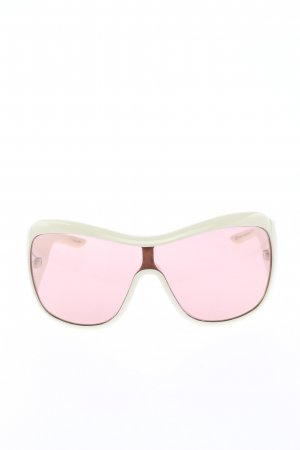Dior Oval Sunglasses natural white party style