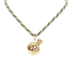 Dior Poison Perfume Bottle Necklace