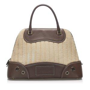 Dior Pony Hair Handbag