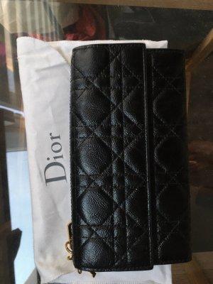 Dior Portefeuille noir