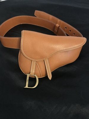 Dior Pre-owned Saddle Gürteltasche
