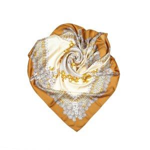 Dior Sjaal wit Zijde