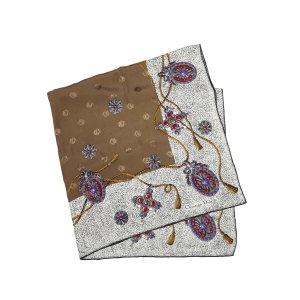 Dior Printed Silk Scarf