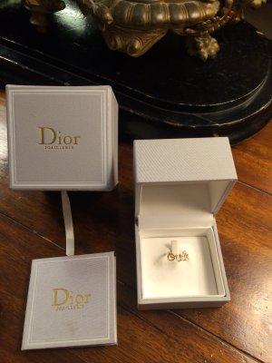 Dior Anillo de oro color oro