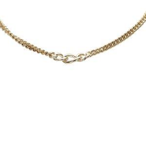 Dior Rhinestone Studded Gold-Tone Choker
