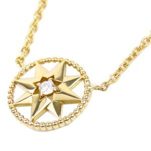 Dior Collar color oro oro verdadero