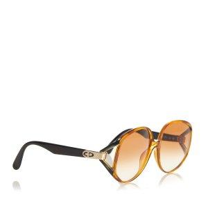 Dior Round Tinted Sunglasses