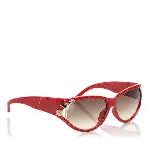 Dior Sunglasses red