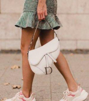 Christian Dior Handtas wit