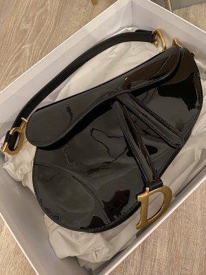 Dior saddlebag Lackleder Neu
