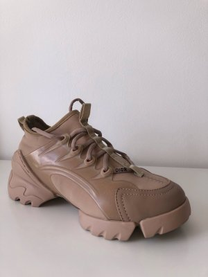 """DIOR Schnürsneaker """"D-Connect"""" in Nude"""