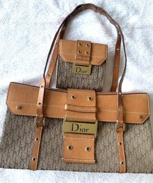 Dior-Set Tasche mit Portemonnaie *selten*