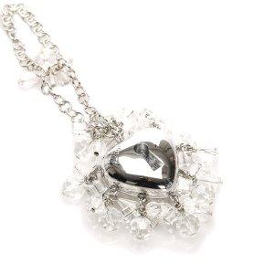 Dior Portachiavi argento Metallo