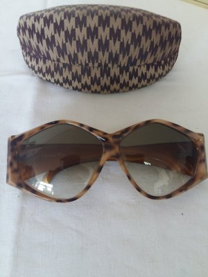 Dior Retro Glasses beige-anthracite