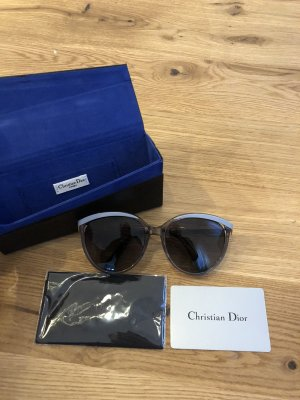 Christian Dior Okulary motylki Wielokolorowy