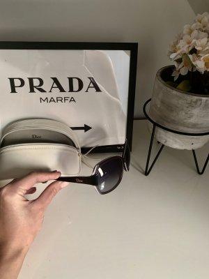 Dior Oval Sunglasses azure
