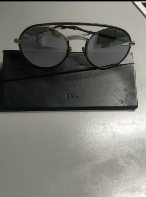 Christian Dior Glasses silver-colored