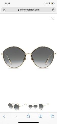 Christian Dior Okulary złoto