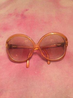 Christian Dior Occhiale marrone-arancione scuro