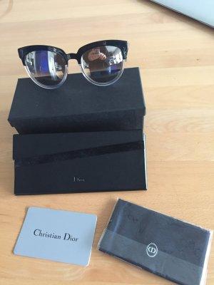 Dior Sunglasses black-silver-colored