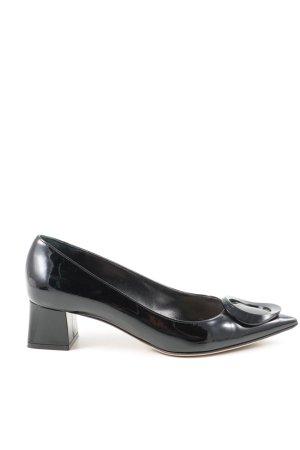 Dior Spitz-Pumps schwarz Casual-Look