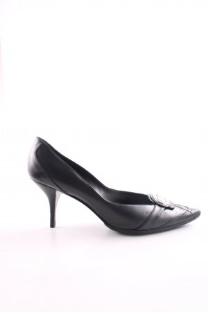 Dior Spitz-Pumps schwarz Business-Look