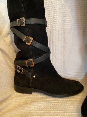 Christian Dior Winter Boots black