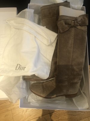 Dior Winter Boots grey