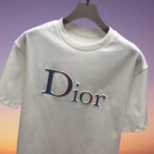 Dior T-shirt multicolore