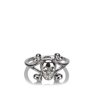 Dior Tete de Mort Diamond Ring