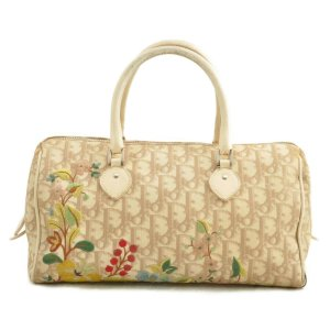 Dior Trotter Embroidery Hand Bag