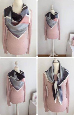 Dior Foulard en soie multicolore soie