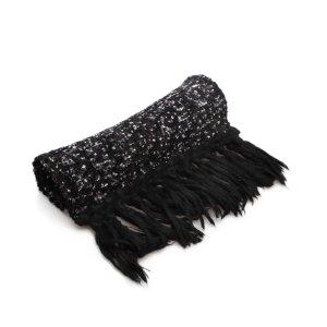 Dior Scarf black wool